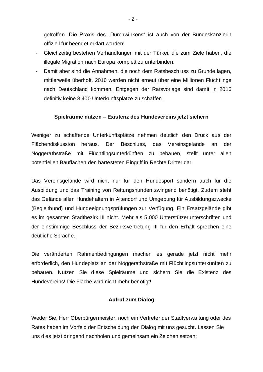 Document preview DVG MV Essen- offener Brief 15.03.2016.pdf - page 2/3