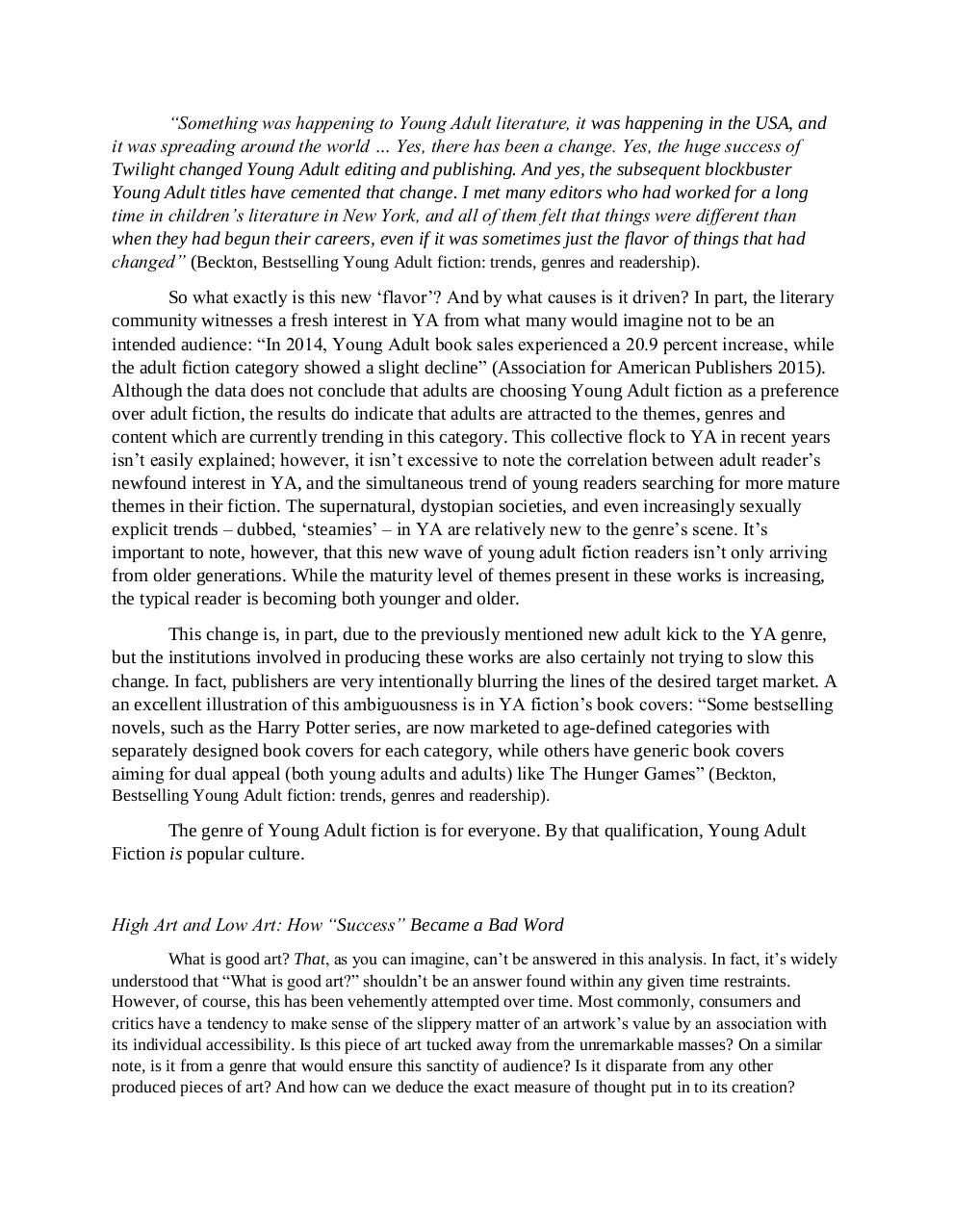 The Flux of YA Fiction (Autosaved).pdf - page 2/10