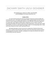 zachary smith ux resume cover letter v2