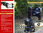 mobile created media