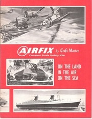 PDF Document airfix by craftmaster catalogue 1965