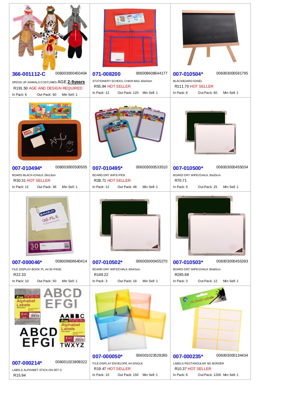 AFRICAN CRECHE SUPPLIERS pdf file sample.pdf - page 3/25