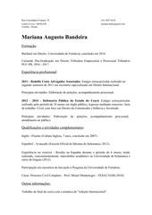 PDF Document curr culo mariana bandeira 1