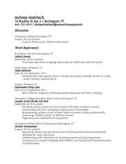 PDF Document resume