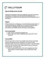 PDF Document userrallyteamquickreferenceguide v4