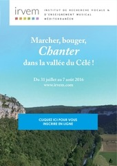 chanter bouger