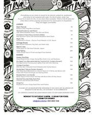 okra kitchen menu 18 mar
