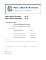 PDF Document omc registration forms 2016
