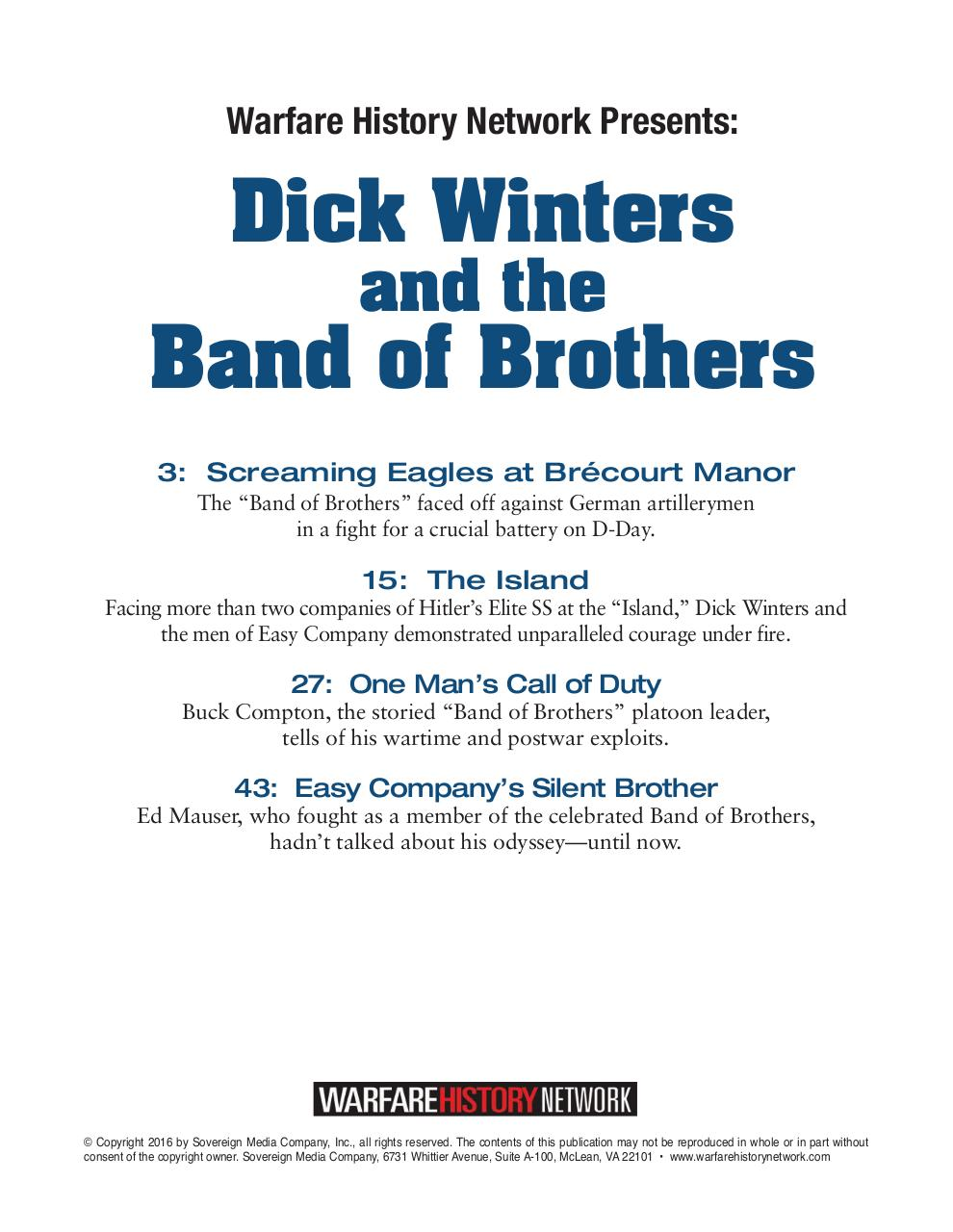 Dick Winters and the Band of Brothers.pdf - page 2/51
