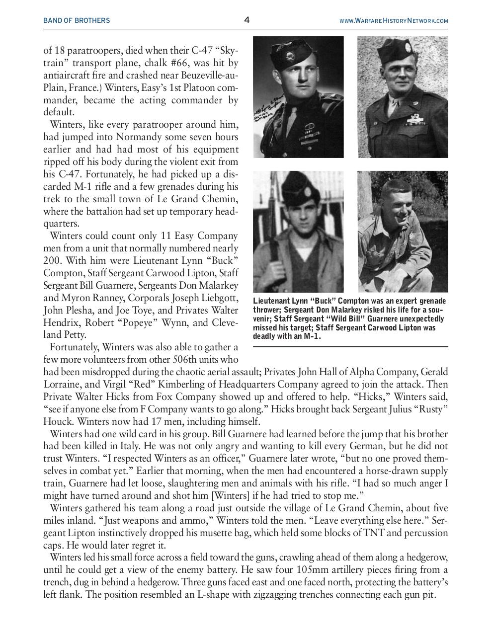 Dick Winters and the Band of Brothers.pdf - page 4/51