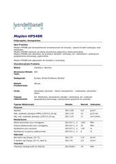 opis produktu pp hp548r