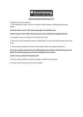 PDF Document boomerang quantum break comp t c