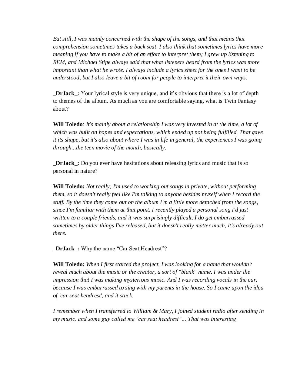 Exclusive Interview with Will Toledo 2014.pdf - page 3/5