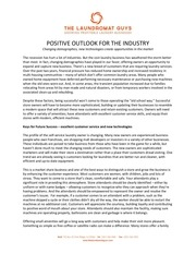 PDF Document positive outlook for the industry