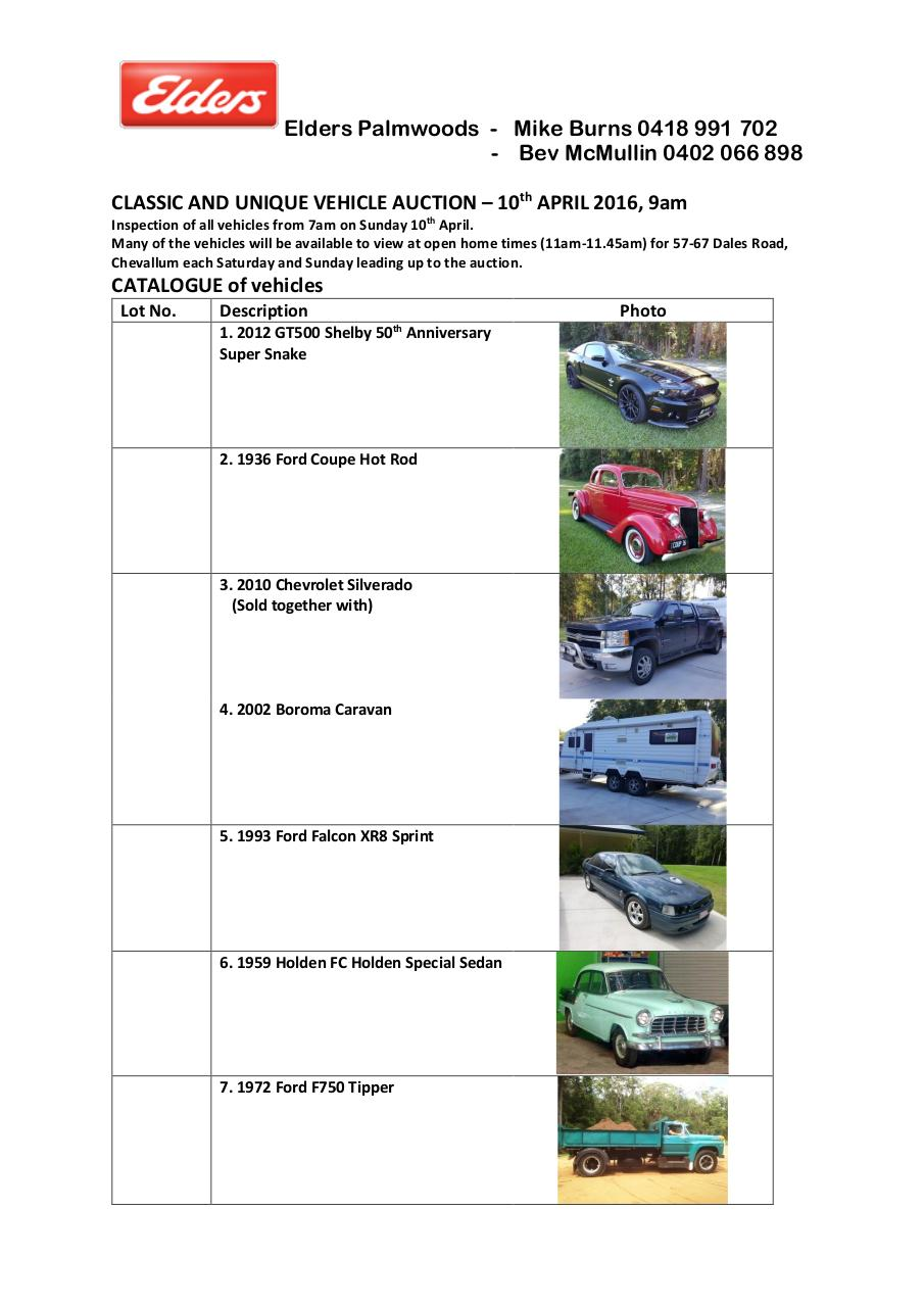 10 Apr Car Catalogue.pdf - page 1/9