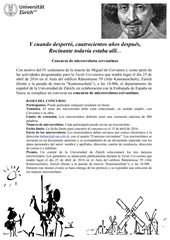 PDF Document concurso de microrrelatos cervantinos