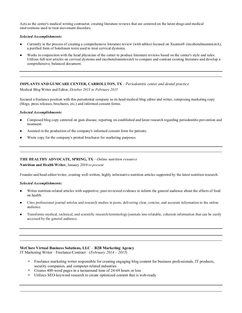 brandon may freelance writer cv doc - brandon may freelance writer cv pdf