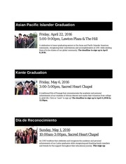 PDF Document graduations