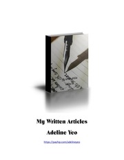 my written articles adeline yeo