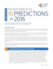 whitepaper oa 2016 predictions