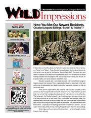 PDF Document 2016 spring wild impressions newsletter