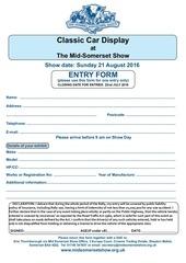 PDF Document classiccarentryform 16