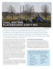 coal ash drinking factsheet web