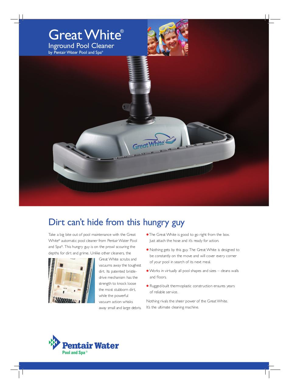 Onga Great Wgite Cleaner Brochure.pdf - page 1/2