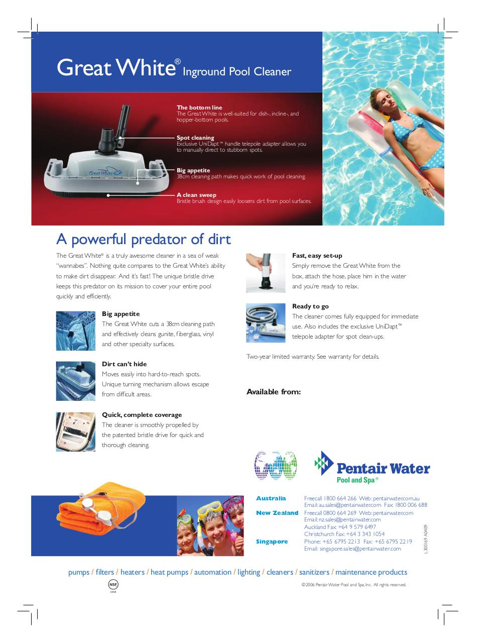 Onga Great Wgite Cleaner Brochure.pdf - page 2/2
