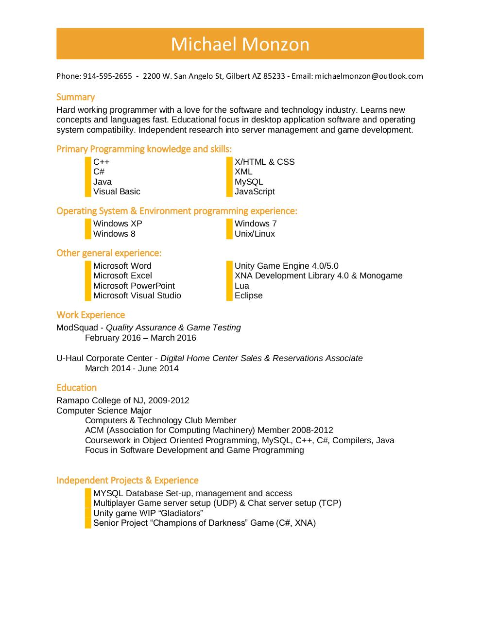 Document preview Monzon_Resume_AprilMay.pdf - page 1/1