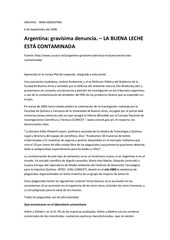 PDF Document la buena leche contaminada la serenisima sancor ilolay
