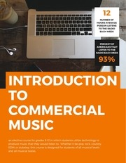 introduction to commercial music