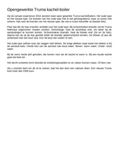 PDF Document opengewerkte truma kachel