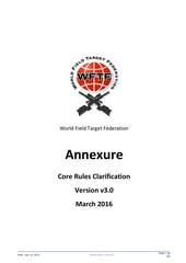 wftf annexure to the core rules 2016 v5