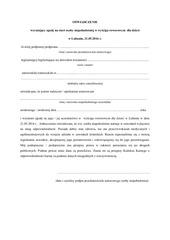 PDF Document o wiadczeniezgodarodzica
