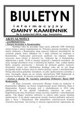 biuletyn 5 kwiecie 2016 a5 pdf