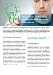 PDF Document gru ndertipps hilfestellung und gedank
