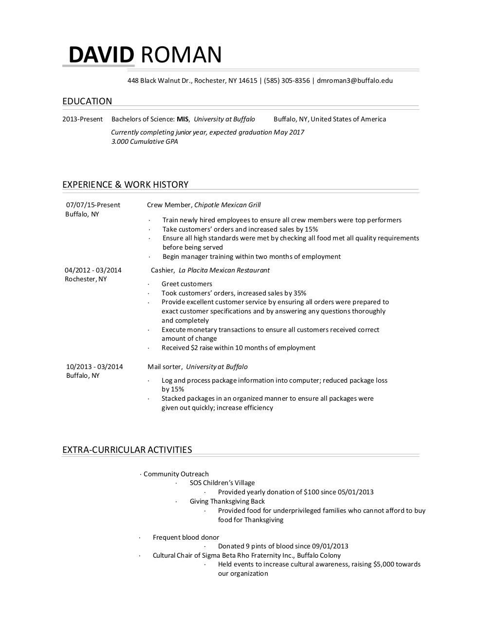 Annika S Get Paid To Write Or Review Page 1 Of 7 Resume On