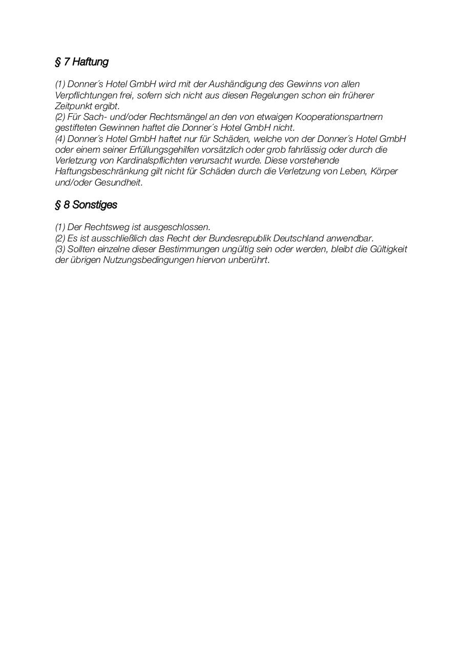Document preview AGBs Gewinnspiele.pdf - page 3/3