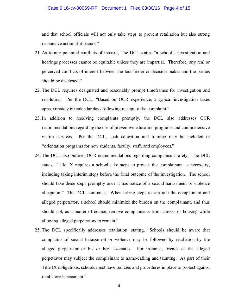 Baylor Lawsuit.pdf - page 4/16