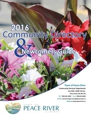 peace river community directory 2016