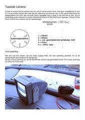 PDF Document tweede camera