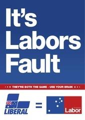 it s labors fault