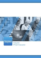 hayes pharmacare supply services brochure