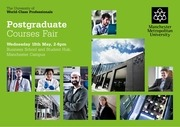 pg course fair guide manchester