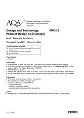 PDF Document aqa prod3 questionpaper 2011