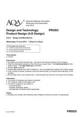 PDF Document aqa prod3 questionpaper 2012