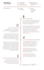 cgchen cv resume