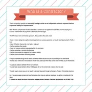 copy of who is a contractor