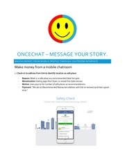 PDF Document oncechat monetization report